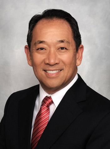 Photo of physician Charles Kim