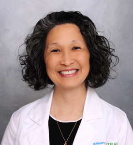 Head Shot of  Dr. Melanie  Lau