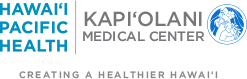 Kapiolani Medical Center footer logo