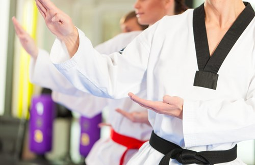 Martial arts are a kick-butt workout that's good for both body and mind.
