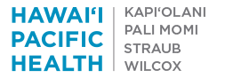 Top logo for Hawai'i Pacific Health Kapiolani Pali Momi Straub Wilcox