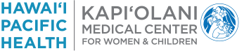 Kapiolani Medical Center header logo