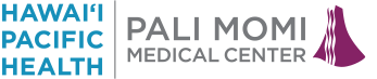 Pali Momi Hospital Header Logo