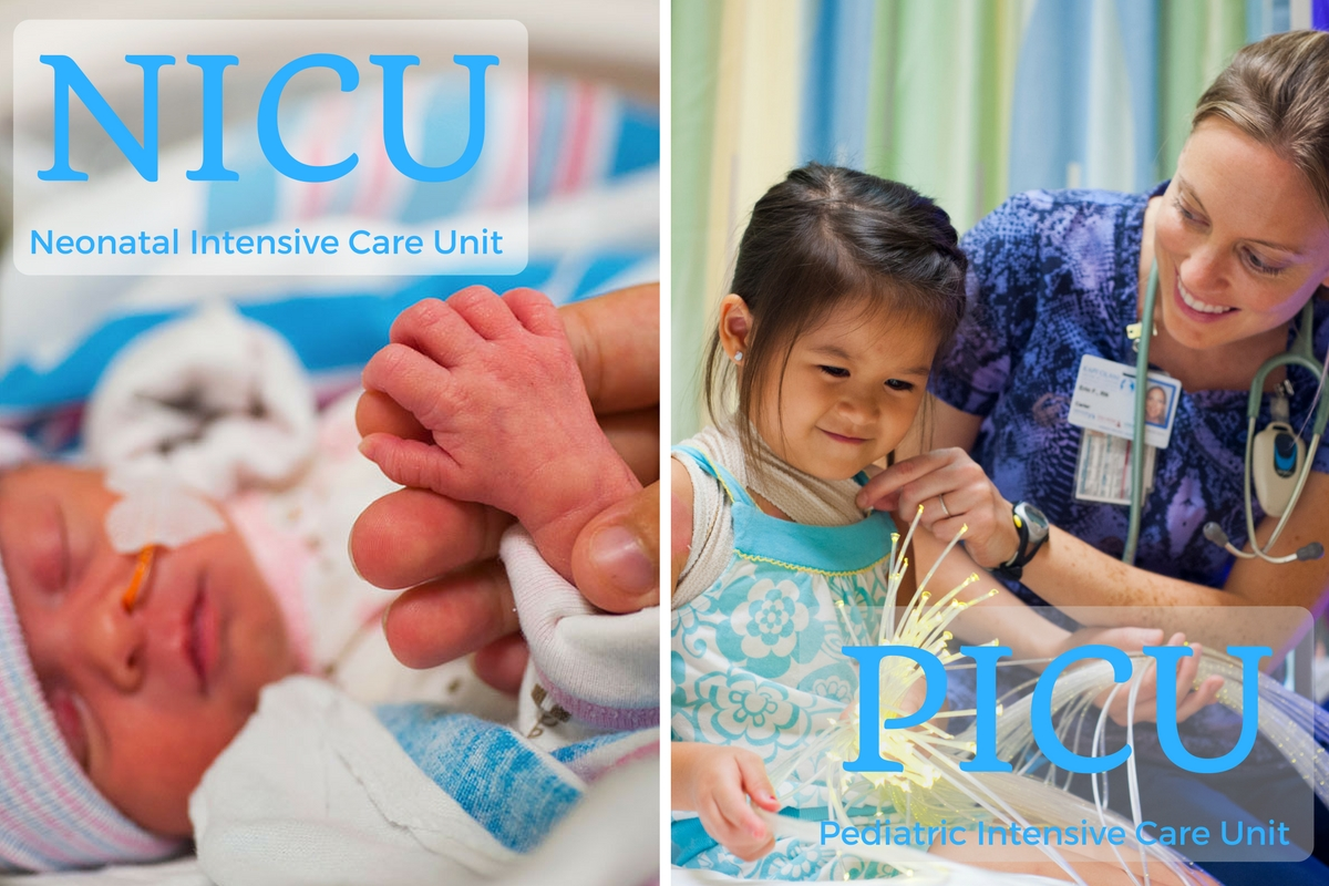 What Is A Nicu What Is A Picu