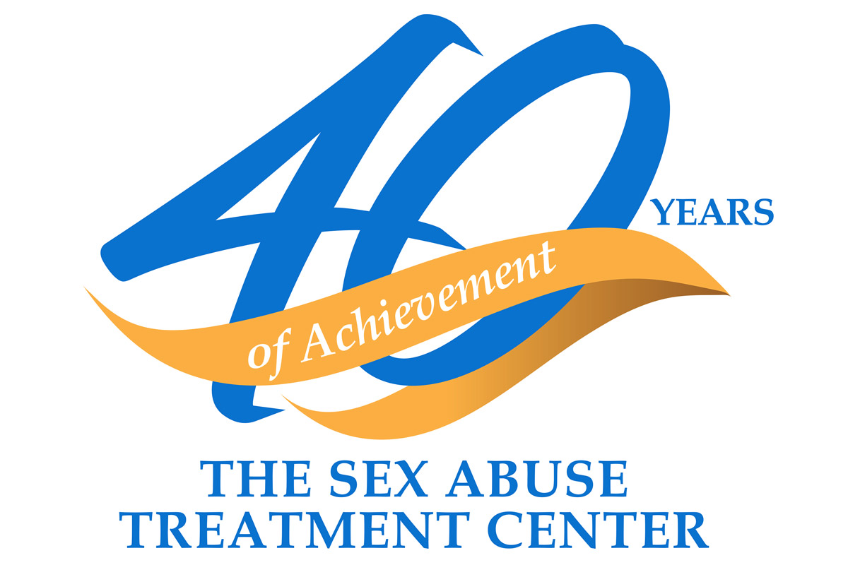 40 years of sexual assault services logo