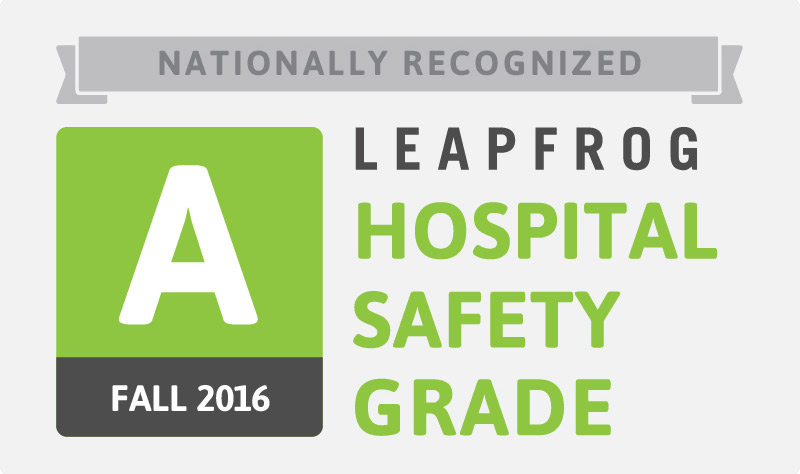 "Straub, Pali Momi & Wilcox Medical Centers Receive ""A"" in Hospital Safety Grade"