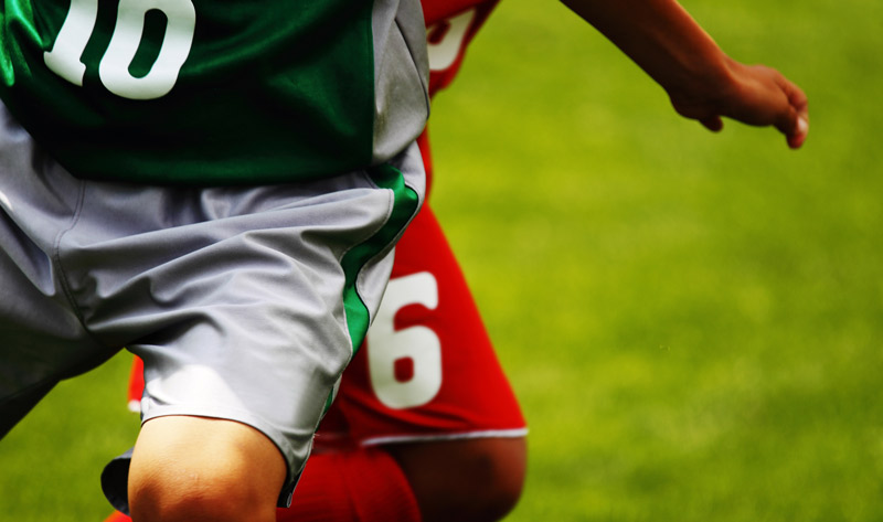 Get Hip to Three Common Sports Injuries in Young Athletes