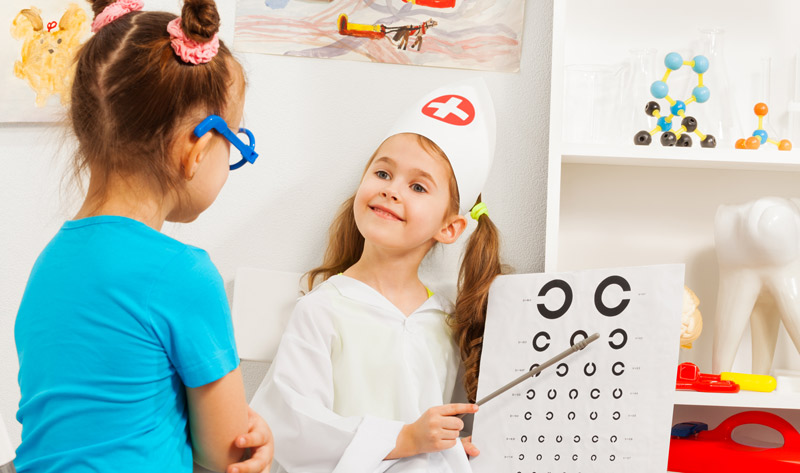Eye Health 101: A Lesson in Healthy Vision