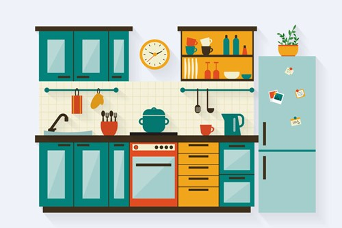 Follow this recipe for a safer kitchen space.