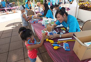 Pali Momi Family Health Fair