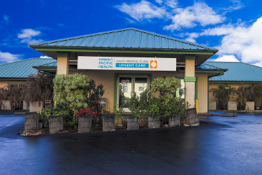Kauai Urgent Care building