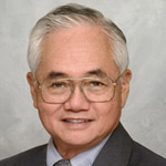 Photo of physician Reginald Ho