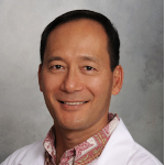 Photo of physician Ian Okazaki