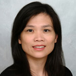 Photo of physician Katie Huang