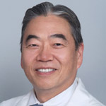Photo of physician Stephen Chinn