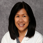 Photo of physician Jennifer Fong