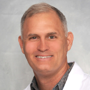 Photo of physician Eric Crawley