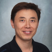 Photo of physician Ying Cao