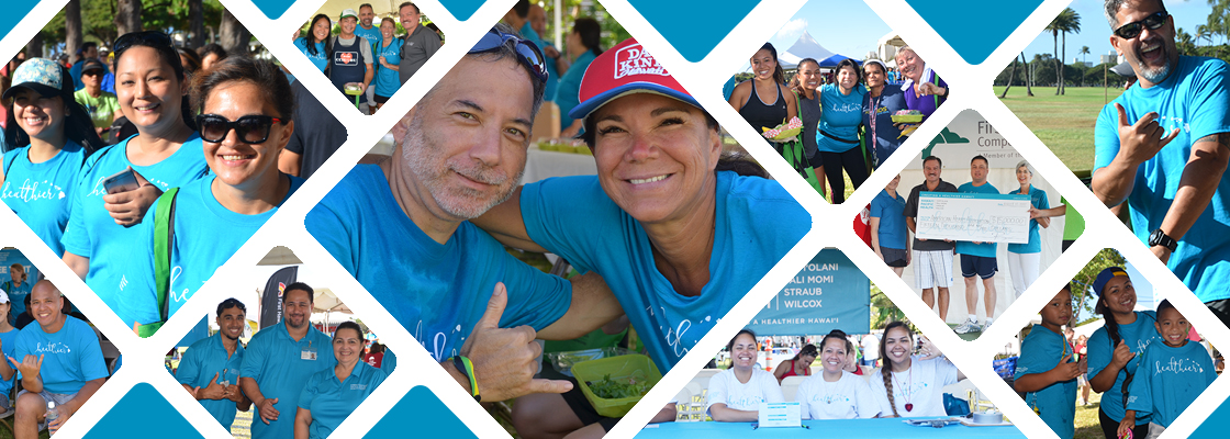 Multiple pictures of attendees from last year's heart walk.jpg