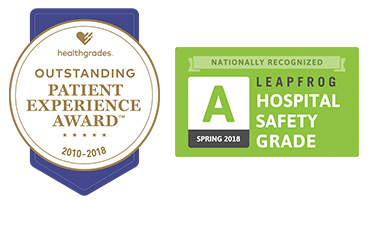 Healthgrades and Leapfrog Awards