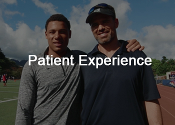 Link to patient experience video